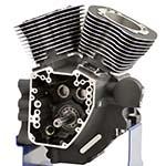 124 Short Block Engine